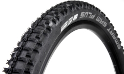 Schwalbe Smart Sam Plus Tyre - Addix - SnakeSkin - GreenGuard