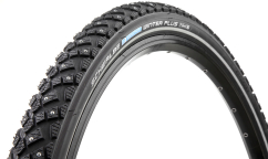Pneu à Clous Schwalbe Marathon Winter Plus - Winter - TwinSkin - SmartGuard