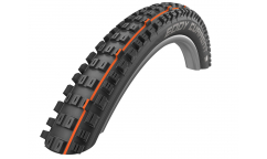 Pneu Schwalbe Eddy Current Front - Addix Soft - Super Gravity - Tubeless Easy