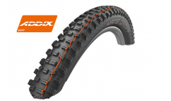 Pneu Schwalbe Hans Dampf 2019 - Addix Soft - Super Gravity - Tubeless Easy