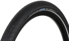 Cubierta Schwalbe Big Apple - SBC - TwinSkin - K-Guard