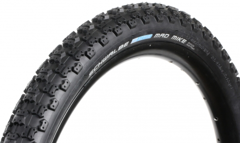 Pneu Schwalbe Mad Mike - SBC - TwinSkin - Kevlar® Guard