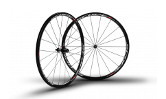 Pair of Scope R3C Wheels - Carbon - Tubetype