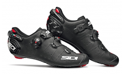 Zapatillas Carretera Sidi Wire 2 Carbon Matt 2019 - Negro mate