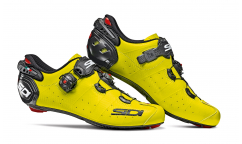 Zapatillas Carretera Sidi Wire 2 Carbon 2019 - Amarillo/Negro