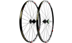 Paire de Roues Notubes ZTR Arch EX / Hope Pro 4 / CX Ray - Aluminium - Tubeless Ready