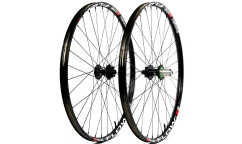 Par de Ruedas Stan's Notubes ZTR Flow EX / Hope Pro 4 / CX Ray - Aluminio - Tubeless Ready
