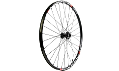 Stan's Notubes ZTR Arch EX / Novatec / CX Ray Front Wheel - Aluminium - Tubeless Ready