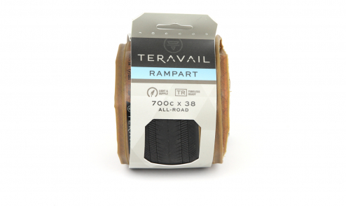 Pneu Teravail Rampart - Light and Supple - Tubeless Ready pack
