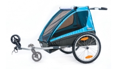 Thule Coaster Child Carrier - 2 seats