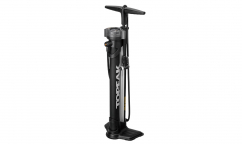 Topeak Joe Blow Booster Floor Pump - with Integrated Air Chamber - 160 psi