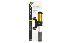 Topeak Race Rocket MT Mini Road Pump - 90 psi