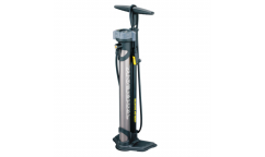 Pompa a piede Topeak Joe Blow Booster - Camera d'aria integrata - 11 bar