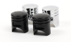 Trik Topz Piston Valve Caps (a pair)