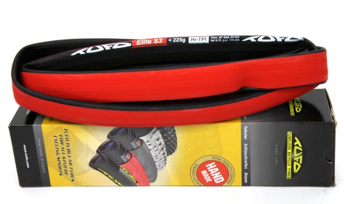 Boyau Tufo Elite S3 - SPC Silica - Puncture Proof Ply - Protective Rubber Ply