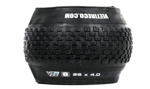 Pneu Fat Bike Vee Rubber Vee 8 - 2 Nappes - Tubeless Ready - 72 TPI