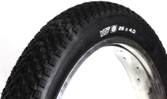 Fat Bike Vee 8 Tyre - 2-ply - Tubeless Ready - 72 TPI