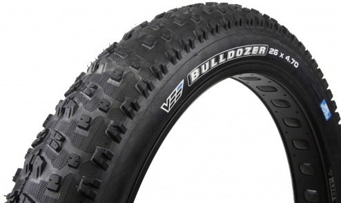 Pneu Vee tire Bulldozer - Silica Compound 57a - Tubeless Ready
