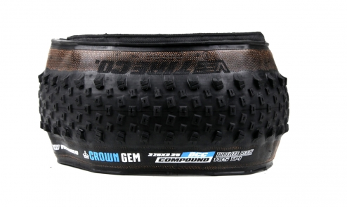 Pneu Vee Tire Crown Gem - Dual Compound - Tubeless Ready - 120 tpi