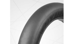 Cubierta Vee Tire Apache Fatty Slick - Silica Compound - Tubeless Ready