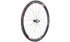 Vision Metron 40 Rear Wheel - Carbon - Tubetype