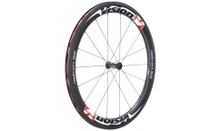 Metron 55 Front Wheel - Carbon - Tubetype