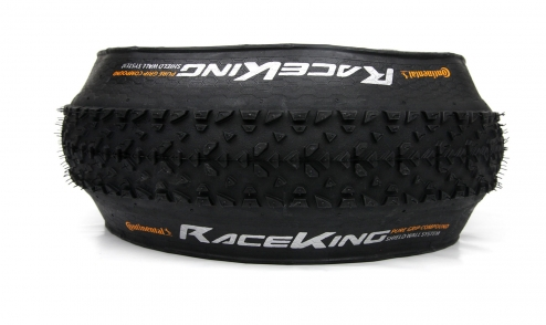 Pneu Continental Race King 2018 - PureGrip - ShieldWall System - Tubeless Ready