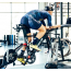 Home Trainer Wahoo Kickr Power Trainer 2019 Compatible Kickr Climb - 2000W
