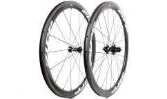 Pair of Zipp 303 Firecrest V3 Wheels - Carbon - Tubetype