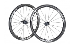 Pair of Zipp 302 Wheels - Carbon - Tubetype