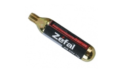 Set of 2 12g Zefal threaded CO2 cartridges