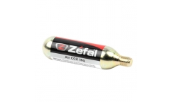 16g Zefal threaded CO2 cartridges  (a pair)