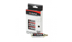 Set of Six 16g Zefal threaded CO2 cartridges