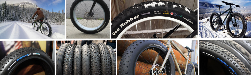 Cubiertas MTB Fat Bike