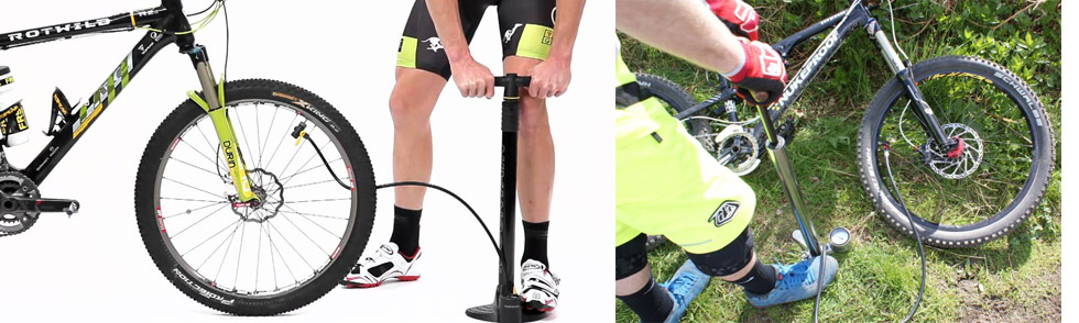 MTB Floor Pumps