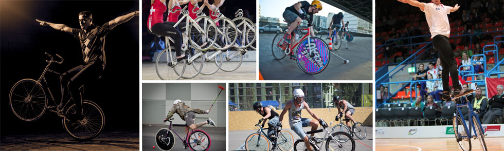 Artistic Bike / Bike Polo