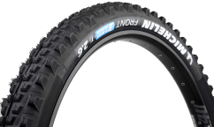 Cubierta Michelin E-Wild Front+ - E-Gum-X - Gravity Shield - Tubeless Ready