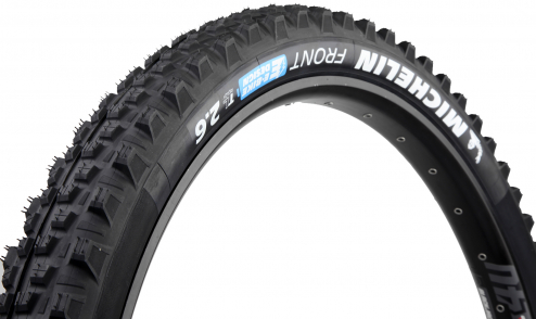 Pneu Michelin E-Wild Front+ - E-Gum-X - Gravity Shield - Tubeless Ready - JANTE