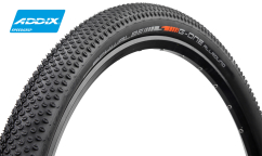 Pneu Schwalbe G-One Speed - Addix SpeedGrip - Super Ground - V-Guard - Tubeless easy